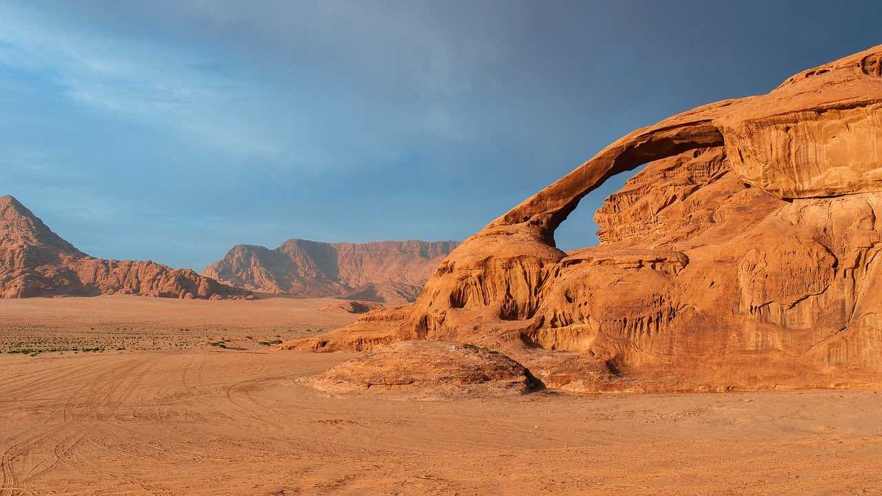 Her er seks destinationer hvor du kan opleve Mars på jorden