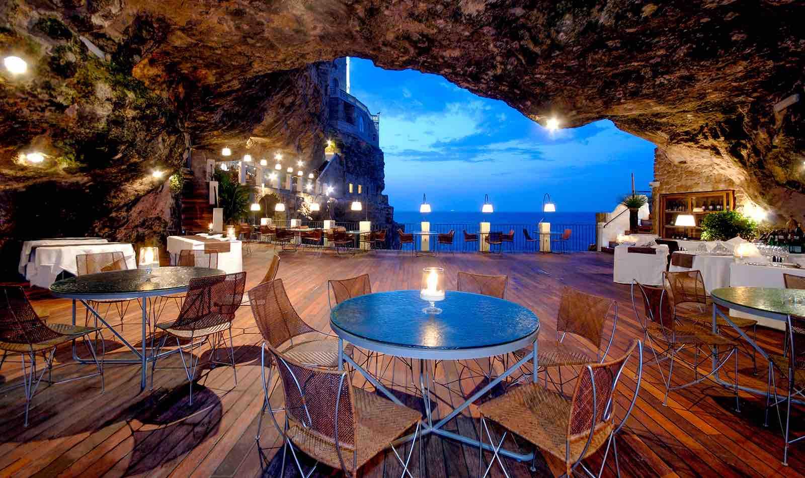 11 restauranter i verden med den mest fantastiske udsigt