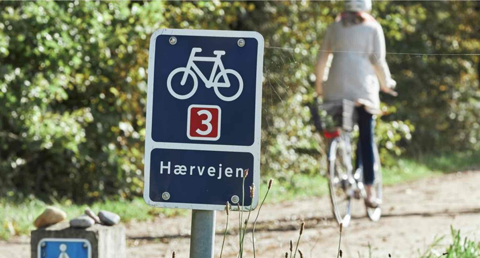 Hærvejen: Danmarks historiske rute langs den jyske højderyg