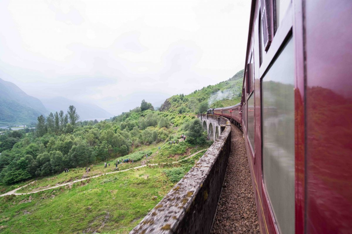 Rejser med tog