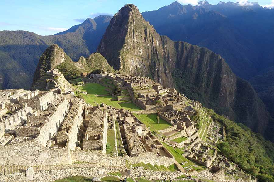 Machu Pichu – Inkabyen i Peru