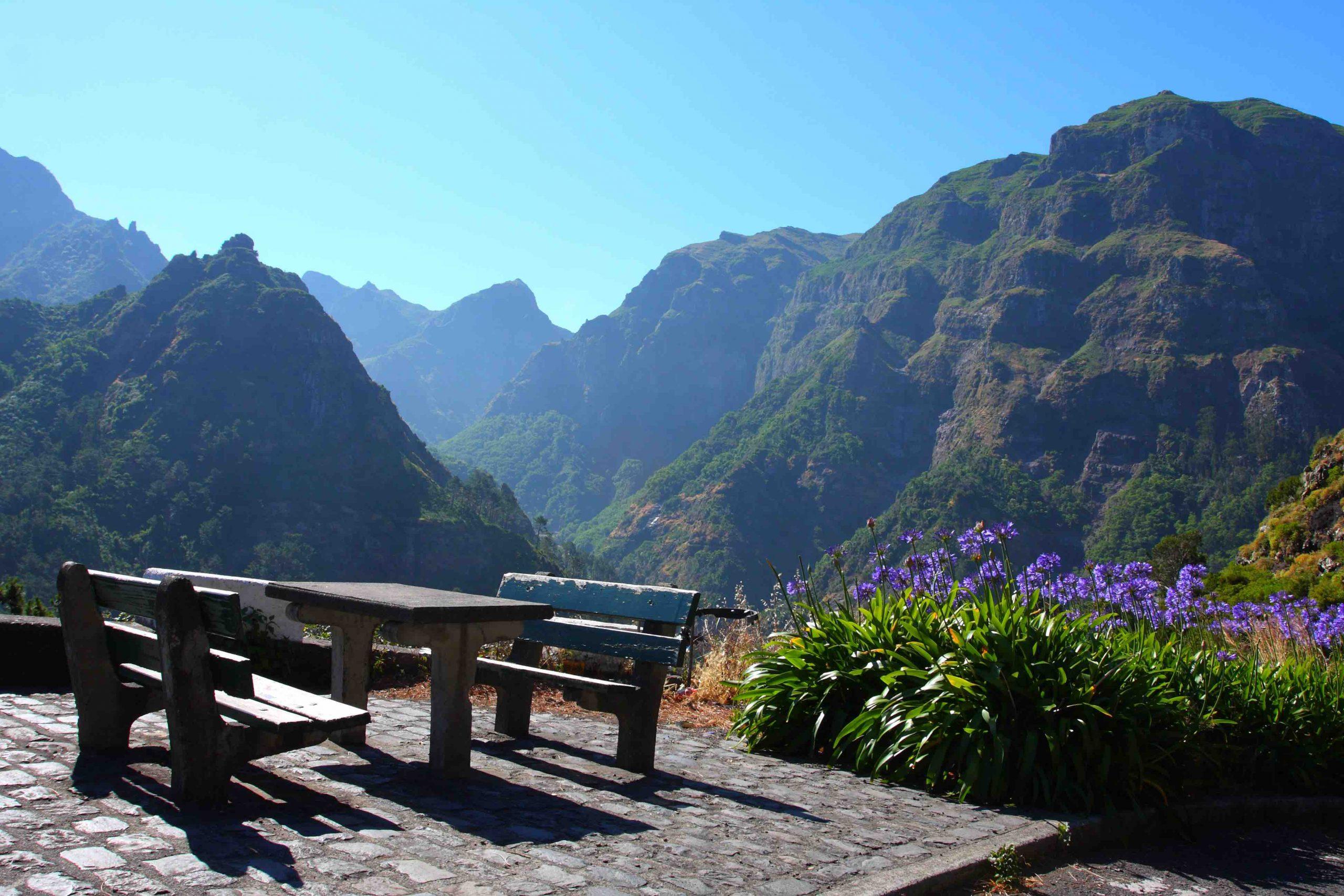 Rejse til Madeira