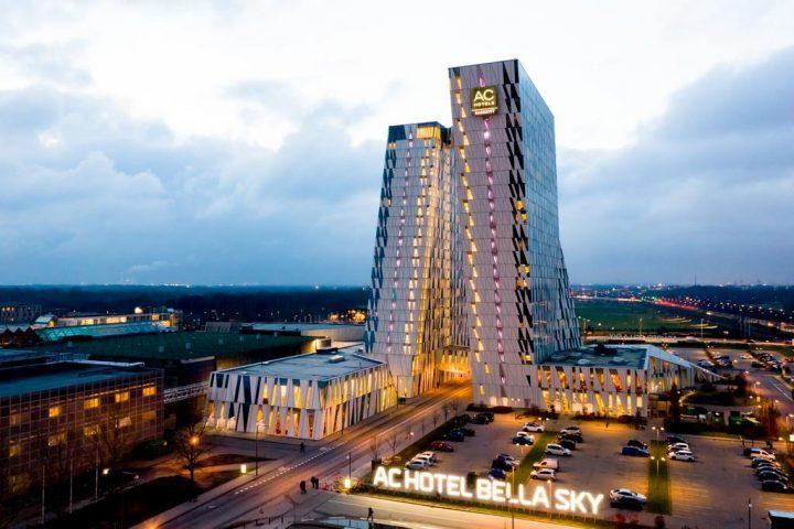Danmarks bedste hoteller - AC Hotel Bella Sky Copenhagen