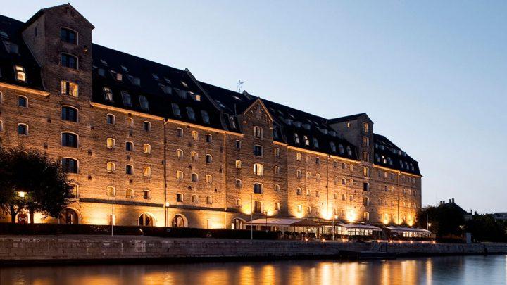 Danmarks bedste hoteller - Copenhagen Admiral Hotel – København