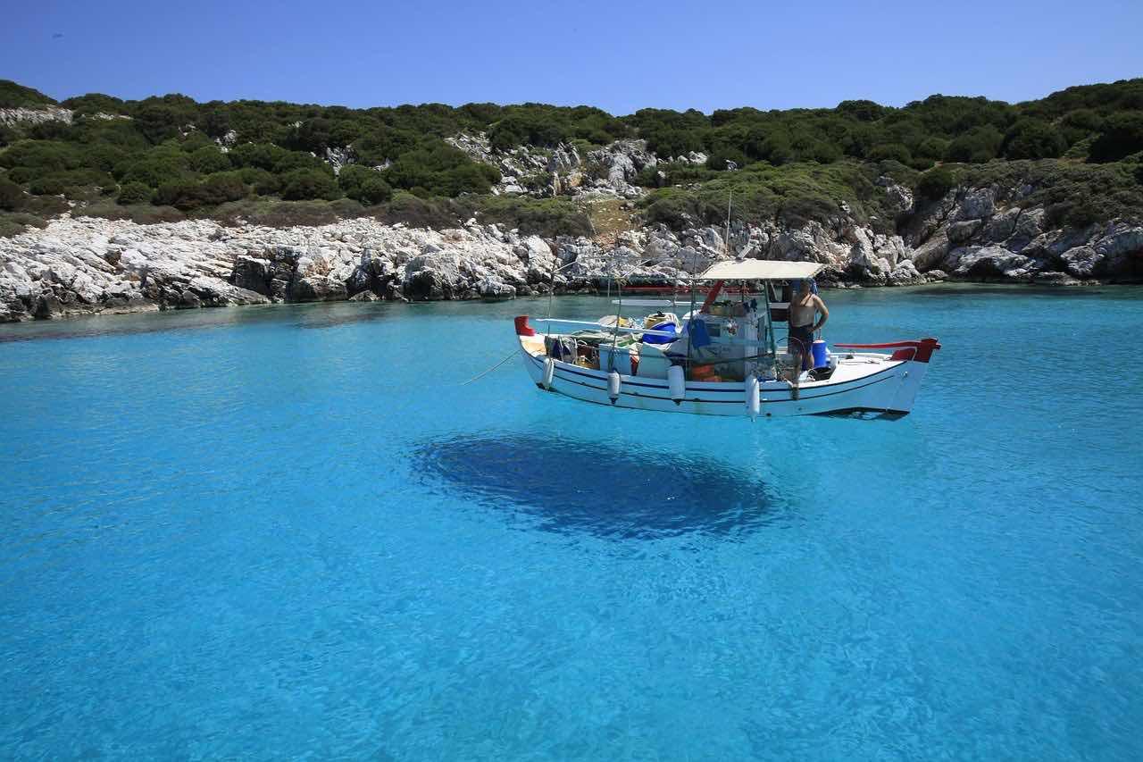 Grækenlands skjulte perler: 10 destinationer med kun få turister