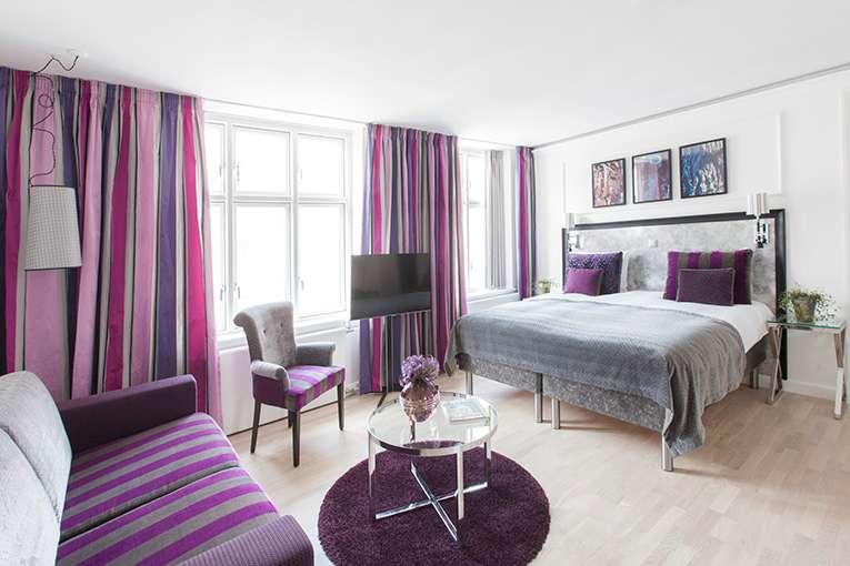 Hotelophold i København