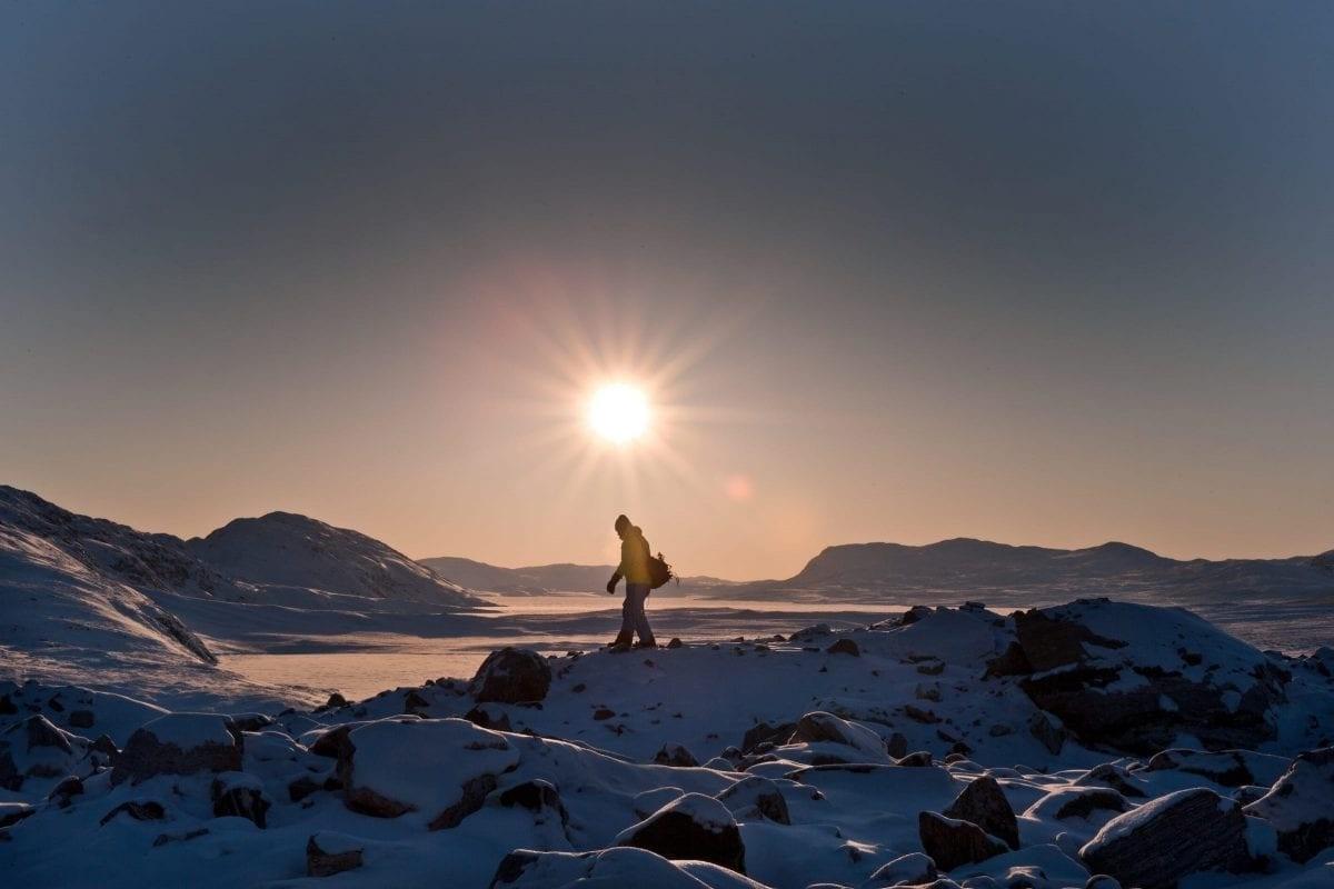 Vandreferie i Grønland