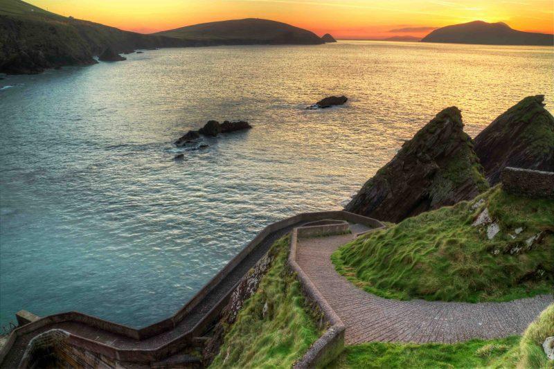 Rejse til Irland: Smukke landskaber og charmerende byer