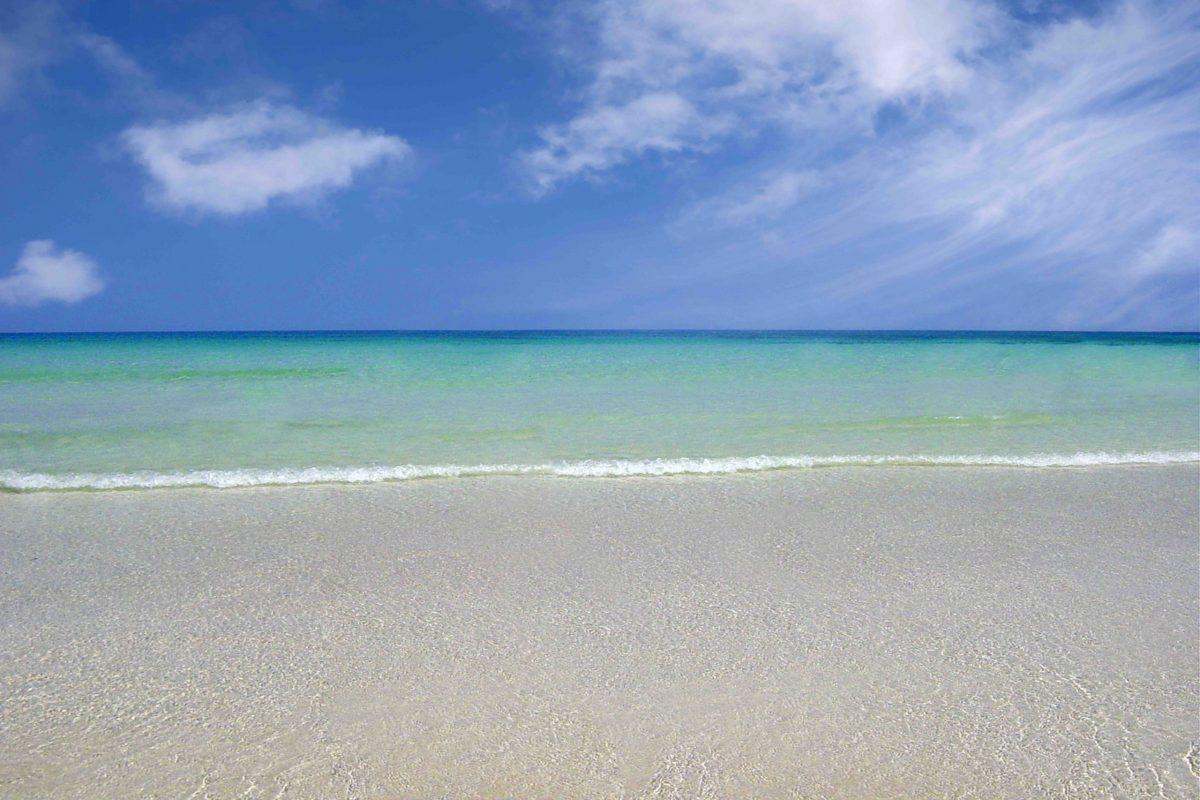 Eventyrlig ferie på Fuerteventura:  godt vejr, turkisblåt vand og smukke strande