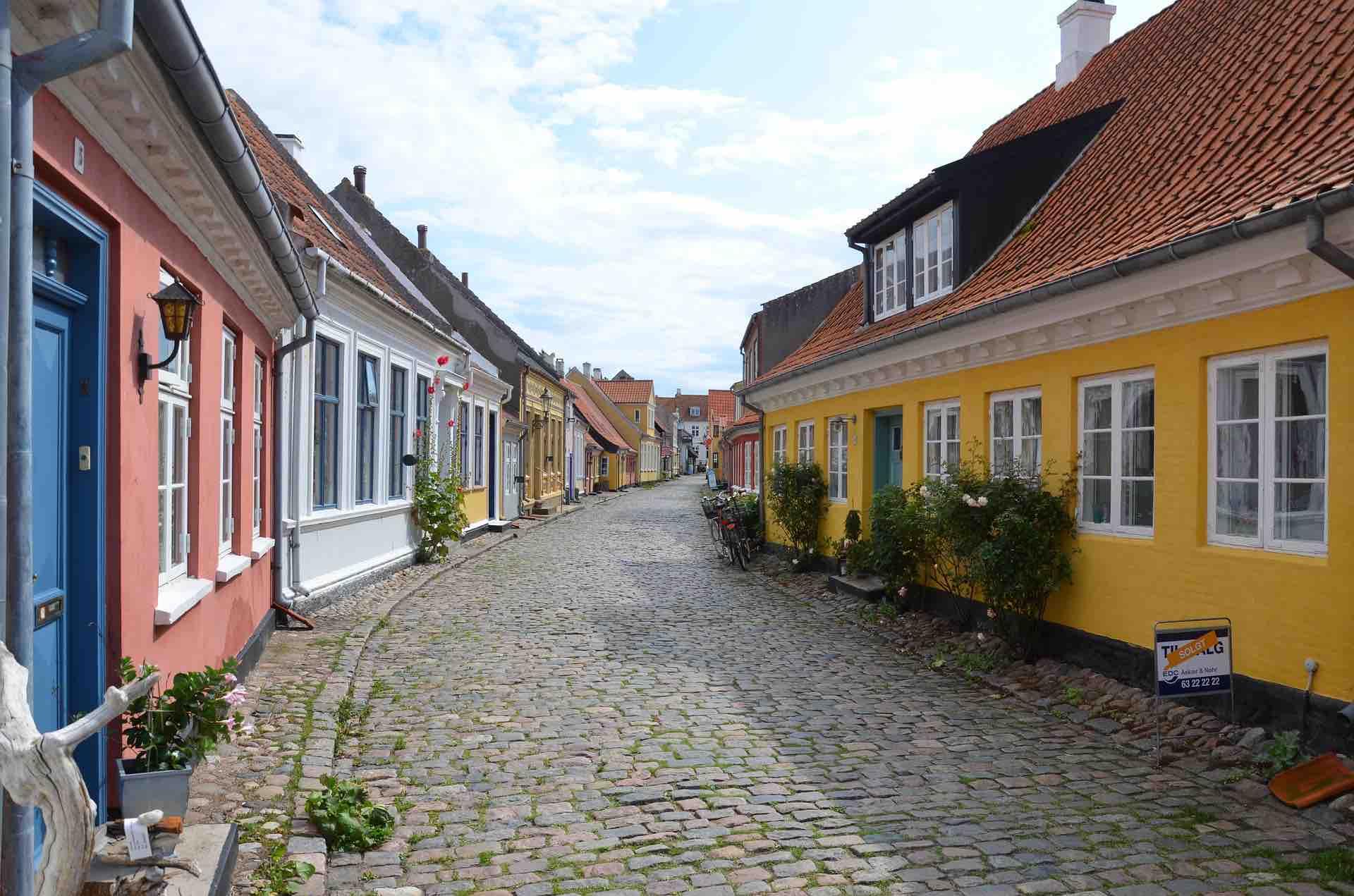 ø-ferier i Danmark