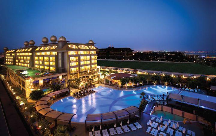 all-inclusive hoteller i Europa
