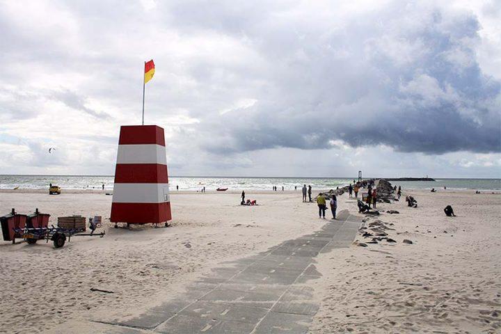 Nordstranden - Hvide Sande strand