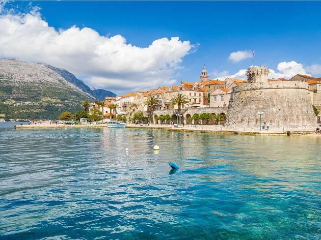 Korčula Kroatien