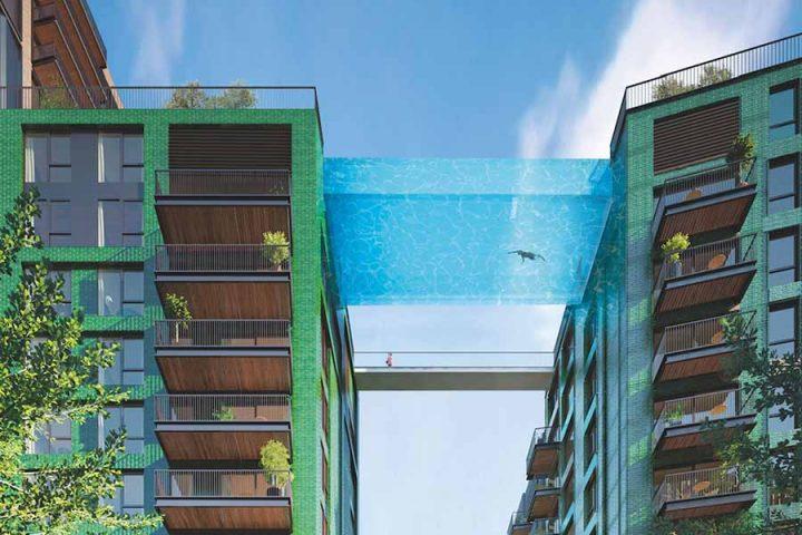 verdens højeste infinity-pool