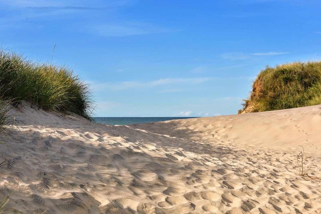 Hold ferie ved Danmarks bedste strande