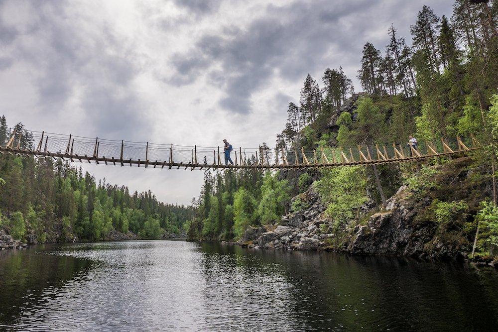 Smukkeste nationalparker i Europa