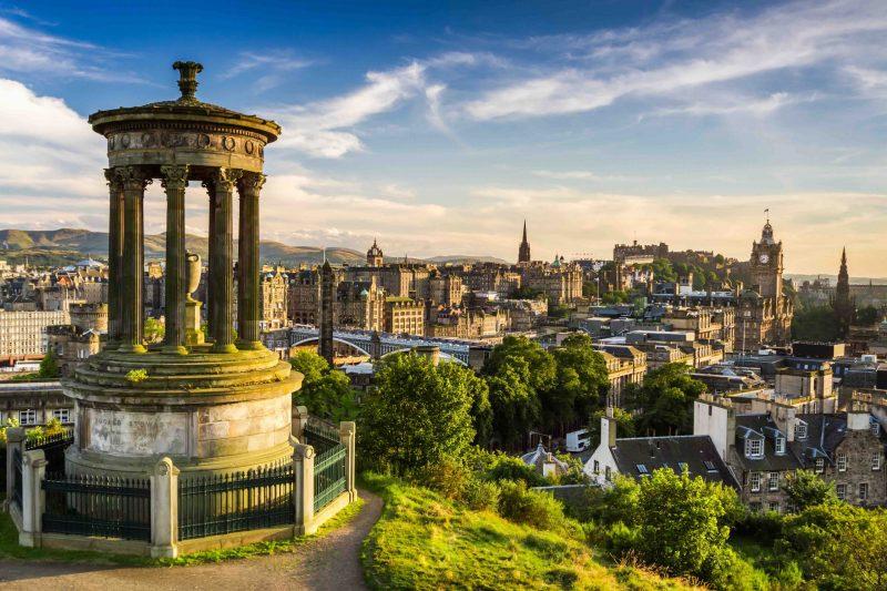 Skotland: Natur, kultur og et pub-besøg