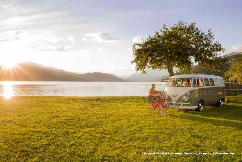 Oplev den smukke natur i Østrig: Tag på campingferie i Kärnten
