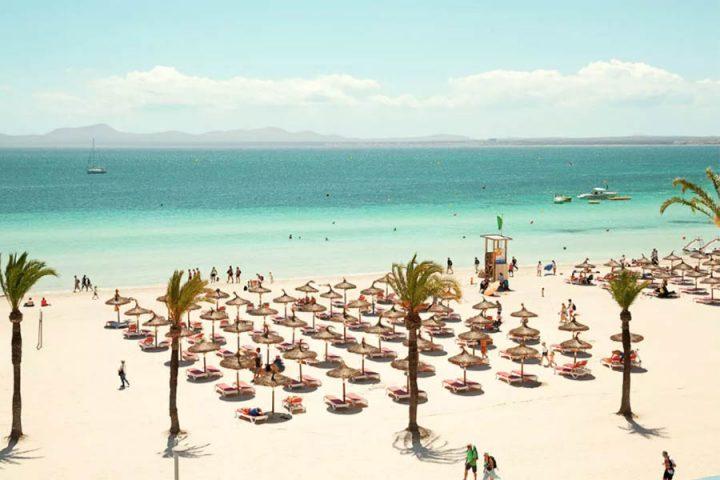 rejse til Mallorca