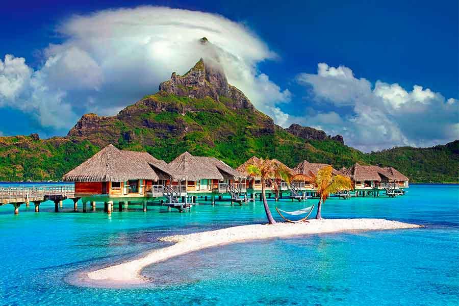 Oplev magiske Bora Bora i Fransk Polynesien
