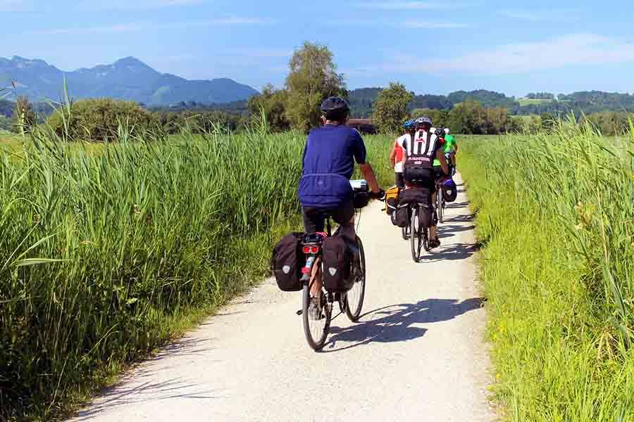 Er det tid til en cykelferie? Så kan du få en guide lige her!