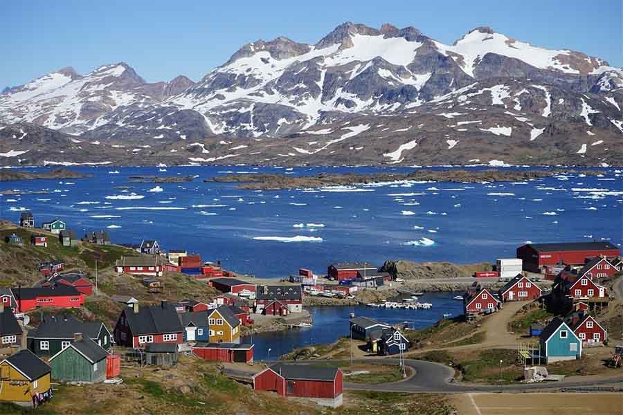 Oplev Grønland: Landet med barske naturkrafter og stærke traditioner