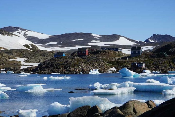 Oplev Grønlands