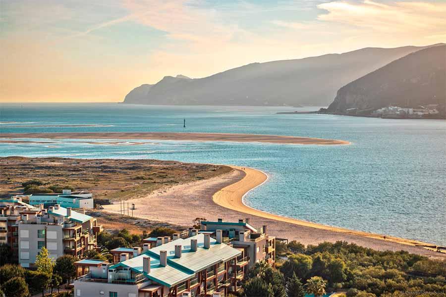 Her er de bedste overnatningssteder i Portugal