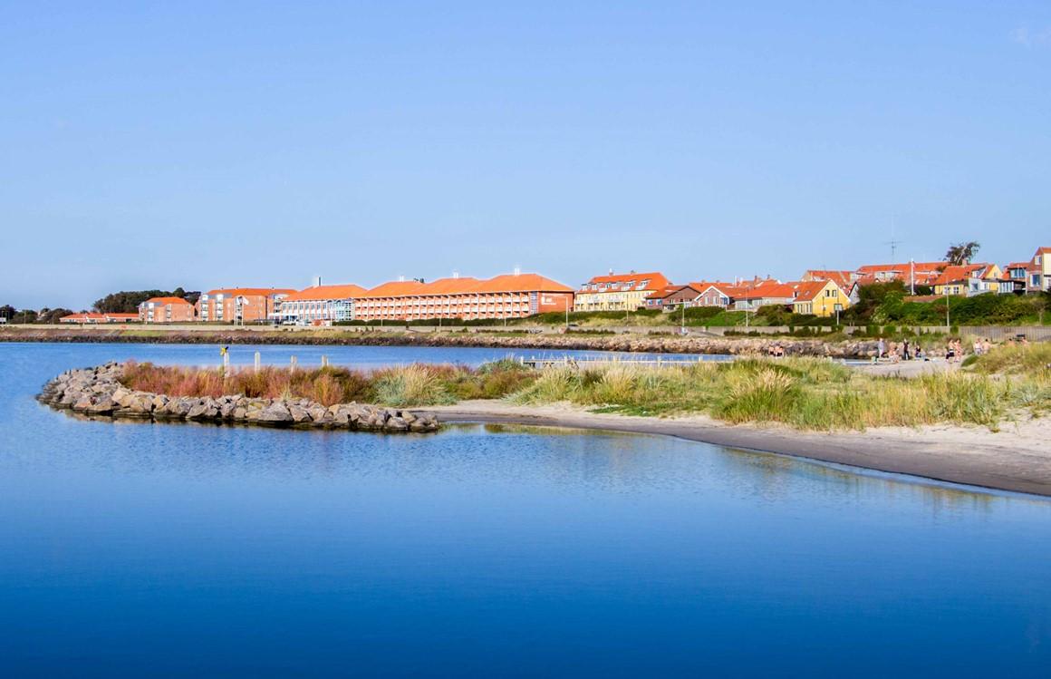 Sommerferie på Bornholm