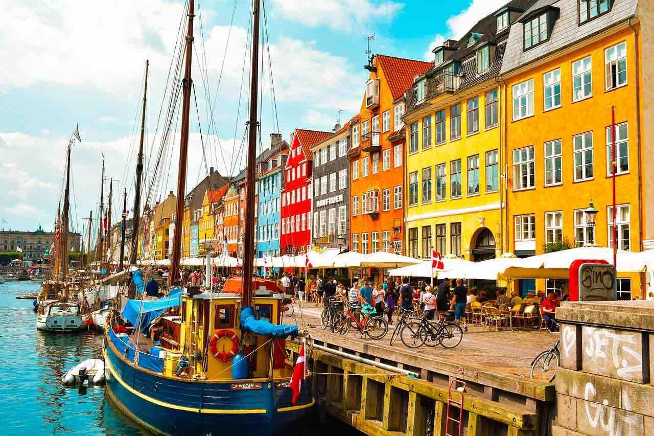 Tag på storbyferie i Danmark