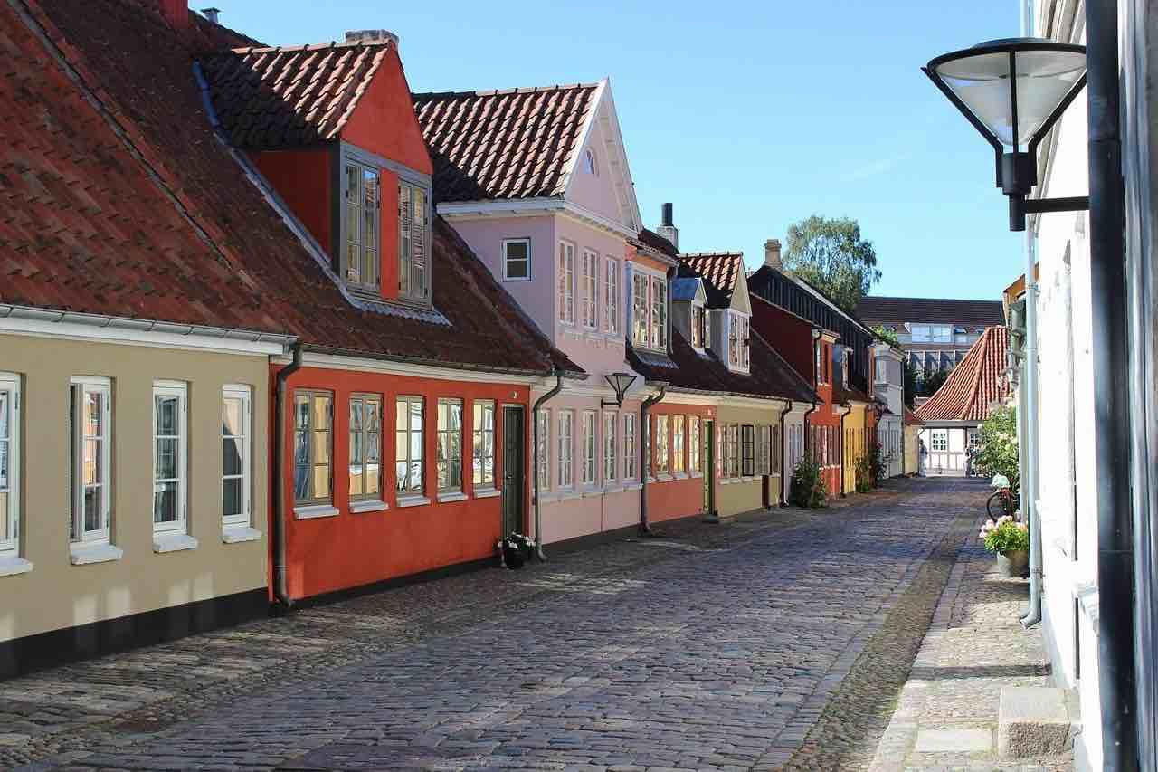 Storbyferie i Danmark