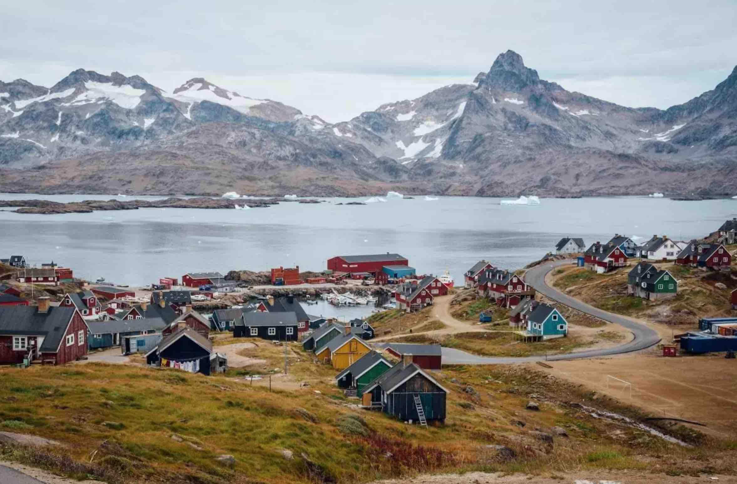 Østgrønland: Stejle fjelde, dybe fjorde og helt uspoleret