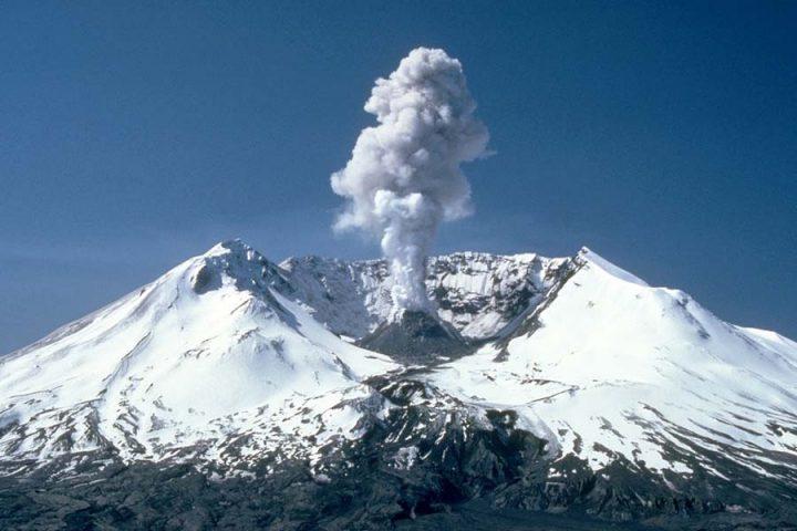 Verdens største vulkaner
