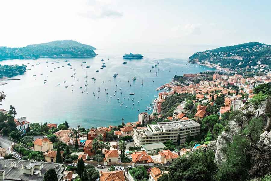 Den Franske Riviera: 15 feriesteder du bare MÅ besøge
