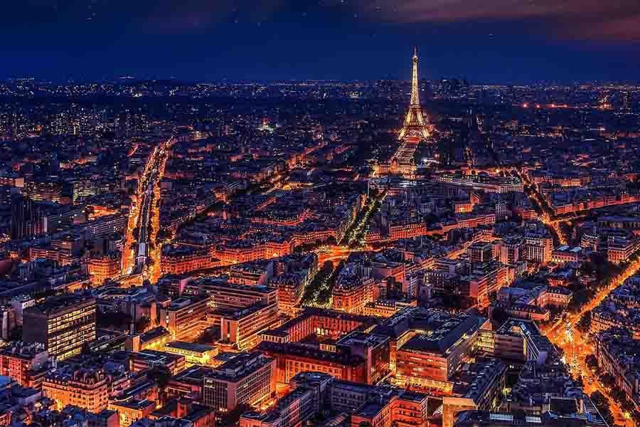 De smukkeste storbyer i Europa