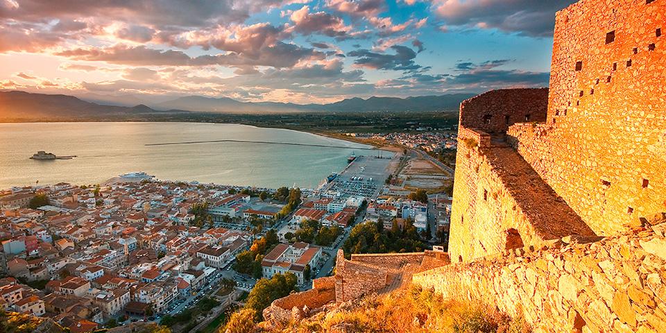 Rejse til Peloponnes
