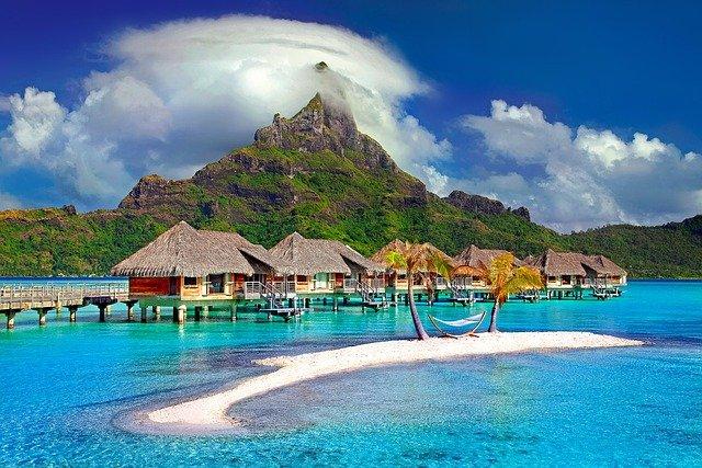 Top-17 over verdens smukkeste øer
