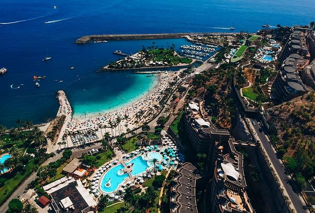 Tag på langtidsrejse til Gran Canaria