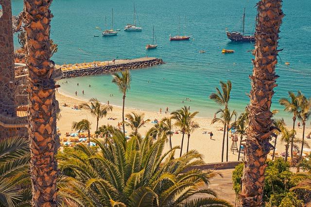 Langtidsrejse til Gran Canaria