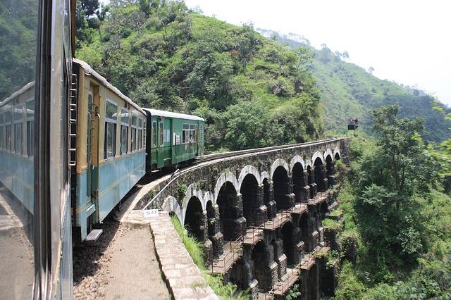 Verdens længste jernbaner
