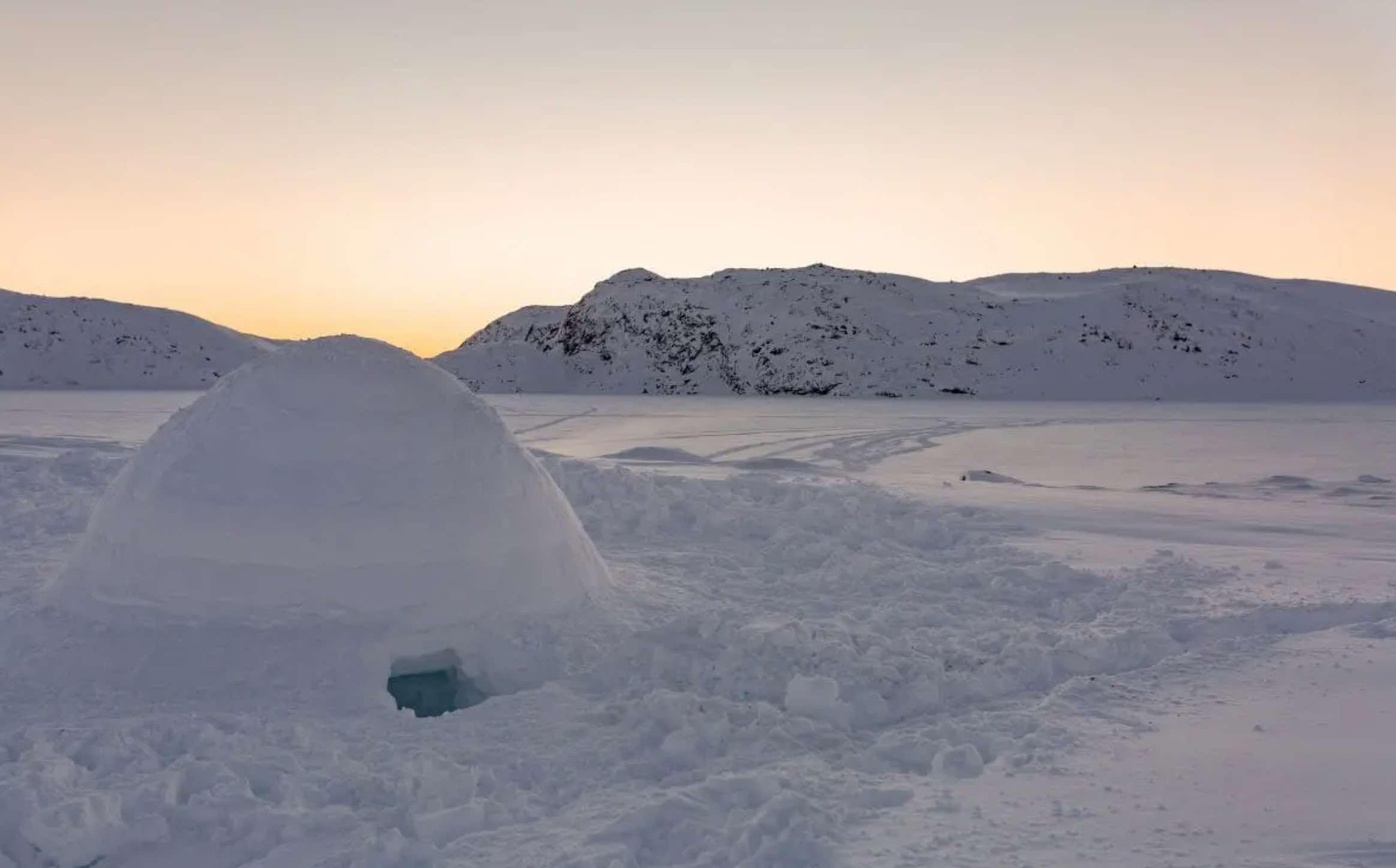 overnatningsmuligheder Grønland