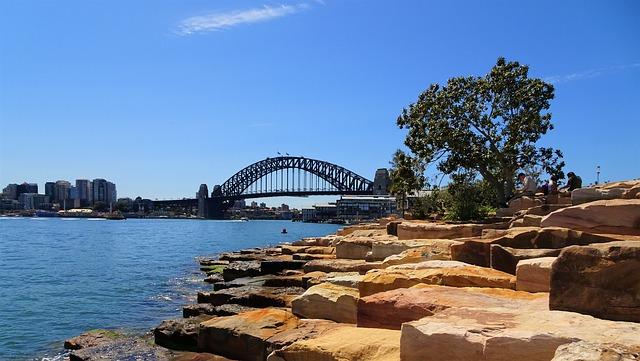 Australien åbner for indrejse