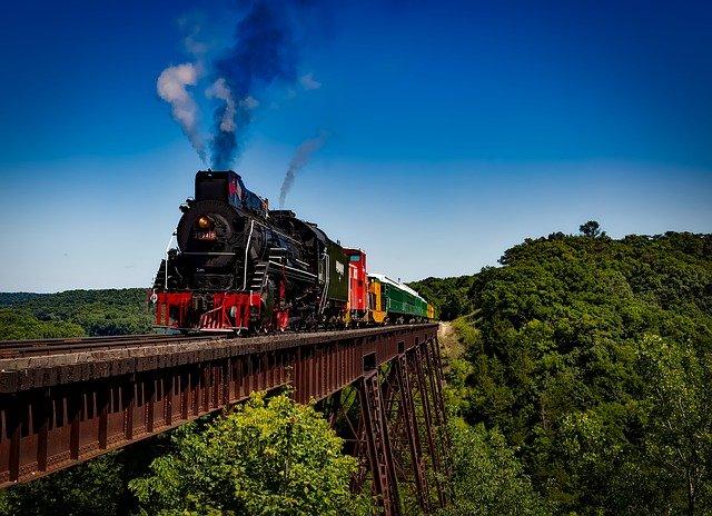 Top-10: verdens længste jernbanenet