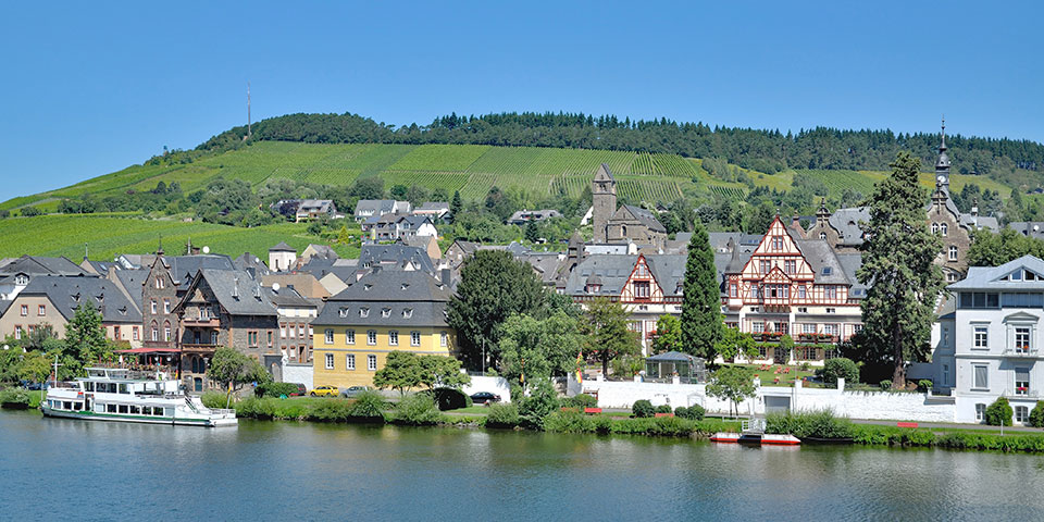 Krydstogt på Mosel & Rhinen