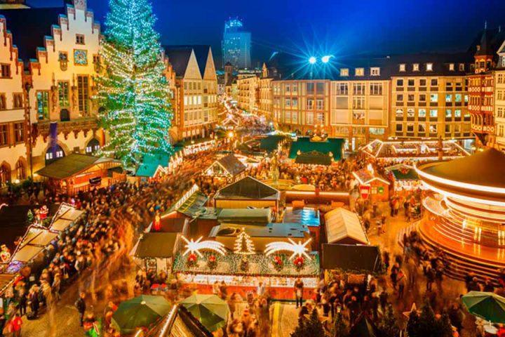 Julerejse til Tyskland