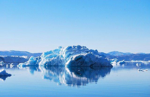 Isbjerge i Grønland