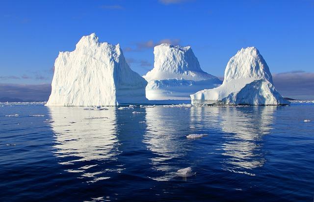 Vidste du det om isbjergene i Grønland?