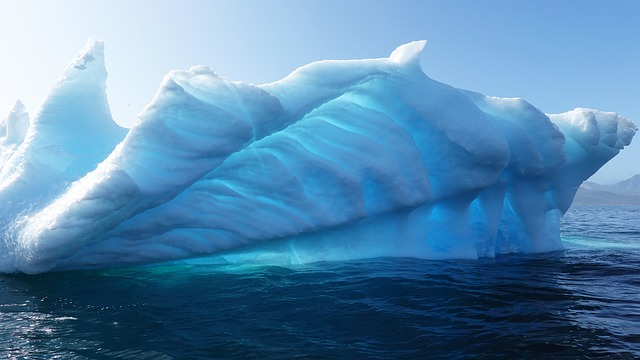 Grønlandsk isbjerg