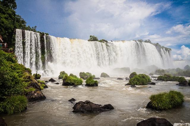 verdens største vandfald